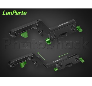 Lanparte Adjustable offset clamp V2