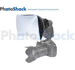 Inflatable Flash Diffuser