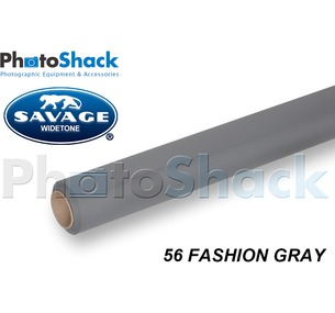 SAVAGE Paper Backdrop Roll - 56 Fashion Gray