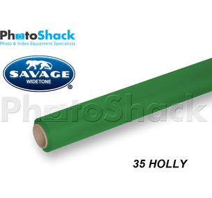 SAVAGE Paper Background Roll - 35 Holly