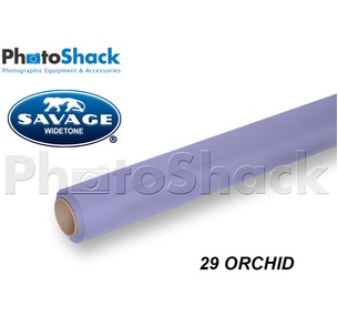 SAVAGE Paper Backdrop Roll - 29 Orchid