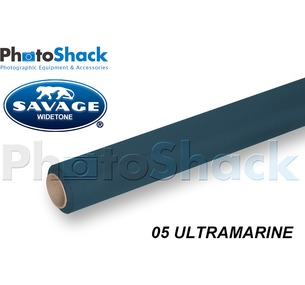 SAVAGE Paper Backdrop Roll - 05 Ultramarine