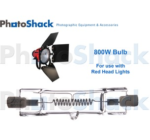 800w Bulb for Red Head Continuous Light