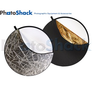 5 in 1 Reflector Light Disc 80cm - Collapsible