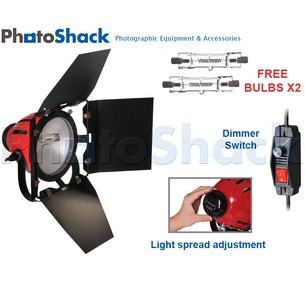 Red Head Continuous Light 800w