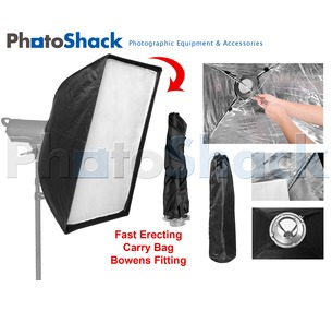 Softbox Portable / Collapsible Bowens Fit