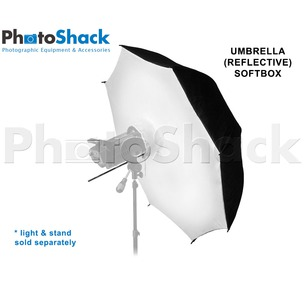 SOFTBOX UMBRELLA - REFLECTIVE