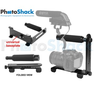 Foldable Video handle