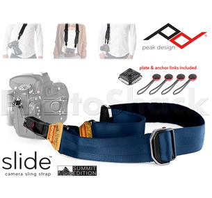 Peak Design Camera Sling Strap - Slide - Peak Design Summit Edition Tallac