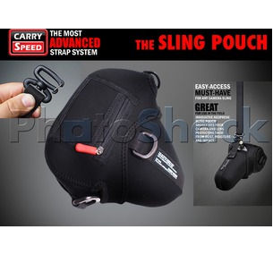 Sling Pouch - Carry Speed