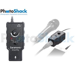 Saramonic Smart Rig Audio Adapter
