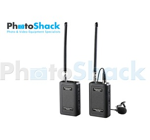 Saramonic 4-Channel VHF Wireless Mic System SR-WM4C