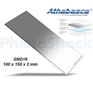 Athabasca Graduated Neutral Density - ND16 Filter