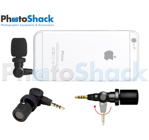Saramonic Flexible Microphone for iOS devices