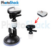 Flexible Suction Mount - Round Large - 800g Load