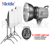 Studio Light Set - 1200W (3xK400)