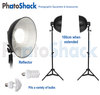 Continuous Lighting Set (35W) with Reflectors
